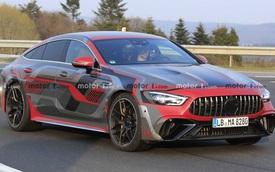 Mẫu xe Mercedes-Benz tăng tốc ngang ngửa siêu xe Ferrari và Lamborghini sẽ ra mắt đầu tháng 9