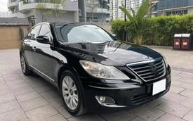 Kén khách Việt, 'Mercedes-Benz E-Class Hàn Quốc' mất giá rẻ như Mazda3 dù chỉ chạy 7.000km/năm