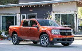 Ford Maverick có bản 'hiệu suất cao' ST: Đàn em Ranger nhưng máy có thể khoẻ như Mustang