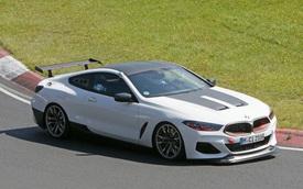Phiên bản đỉnh cao của BMW 8-Series sắp ra mắt: Mạnh và nhẹ hơn bao giờ hết