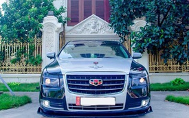 Những tưởng là Cadillac hàng hiệu, hoá ra đây là mẫu sedan Trung Quốc có giá bán lại chỉ hơn 200 triệu đồng
