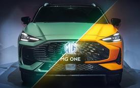 Báo Trung Quốc khẳng định SUV mới MG One là 'xe Tàu'