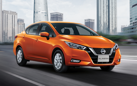 Ra mắt Nissan Almera 2021: Giá từ 469 triệu đồng, ghế bọc nỉ, nhiều tính năng an toàn cao cấp vượt phân khúc