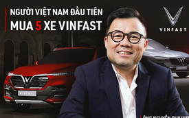 """""""Đại gia"""" đầu tiên mua VinFast President tuyên bố sẽ tiêm vắc xin covid của Việt Nam"""