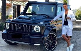 Ronaldo khoe Mercedes G-Class được bạn gái tặng sinh nhật: Chỉ có 10 chiếc trên toàn thế giới, giá đắt gấp 5 lần G 63