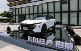 """Cận cảnh SUV Trung Quốc tiêu thụ 6,6L/100km, đẹp mướt mắt, có chi tiết """"na ná"""" VinFast"""