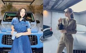 Đàm Thu Trang 'khoe' outfit mùa dịch, thần thái đỉnh cao khiến loạt siêu phẩm của ông xã Nguyễn Quốc Cường bị lu mờ