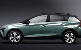 Sắp ra mắt Casper - SUV nhỏ nhất của Hyundai đấu Kia Sonet, Toyota Raize đang hot ở Việt Nam