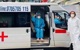 Vợ chồng Việt Hương mua chiếc xe thứ 4 chở bình oxy giúp bà con mùa dịch, nói ra điều xúc động
