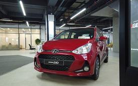 Hyundai Grand i10 2021 ồ ạt về đại lý, khách hàng cọc xếp hàng chờ xe ra mắt