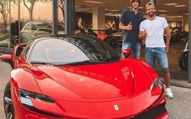 Tân binh của Barcelona sắm Ferrari SF90 Stradale có giá quy đổi gần 22 tỷ đồng, bổ sung vào bộ sưu tập toàn siêu xe đắt tiền