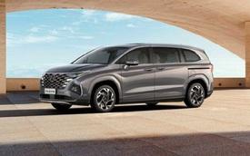 Hyundai Custo 2022 lộ diện 'full' ngoại thất: 'Tucson bản MPV' đấu Kia Carnival, dự kiến ra mắt cuối tháng 8