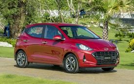 Ra mắt Hyundai Grand i10 2021 tại Việt Nam: 6 phiên bản, giá cao nhất 455 triệu đồng, áp lực mới cho Fadil và Morning