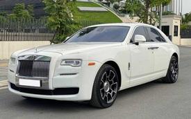 Rolls-Royce Ghost xuống giá, rẻ hơn cả Mercedes-Maybach vài tỷ đồng dù chỉ chạy 50.000km