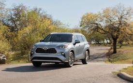Toyota chuẩn bị ra mắt xe mới cạnh tranh Ford Explorer và Kia Telluride