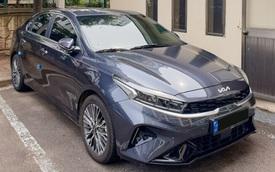 Đại lý thông báo Kia Cerato 2022 ra mắt tháng 9: Xe đã về Việt Nam, lắp ráp trong nước, đấu Hyundai Elantra