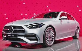 Đại lý nhận cọc Mercedes-Benz C-Class 2022 - Tiểu S-Class lột xác hoàn toàn, sẽ làm khó BMW 3-Series