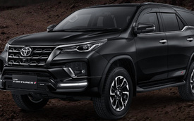 Toyota Fortuner GR Sport 2022 lần đầu ra mắt Đông Nam Á, có thể sớm về Việt Nam đấu Ford Everest