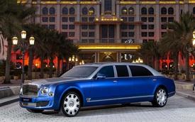 Bị khách VIP 'bùng', Bentley rao bán 5 chiếc limousine Mulsanne ế từ 6 năm trước