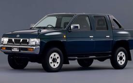 Nissan Navara sẽ có đàn em đấu Hyundai Santa Cruz nhưng ai cũng mong không lặp lại bản sơ khai này