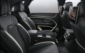 Đại gia Việt sẽ thích thú với nâng cấp này trên xe siêu sang Bentley Flying Spur và Bentayga