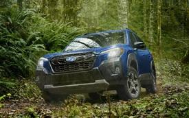 Thiết kế dị của Subaru Forester bản đặc biệt này lại mang đến công dụng off-road thần kỳ