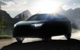 Lộ diện Subaru Solterra - Anh em song sinh của Toyota bZ4X, có thể cạnh tranh VinFast VF e35
