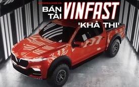 Người vẽ bán tải VinFast trong 2 tiếng: 'Tôi thích xe cộ, biết làm đồ họa nên làm cho vui'