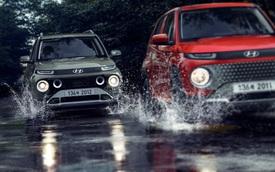 Hyundai Casper lộ diện hoàn chỉnh: 'Grand i10 phiên bản SUV' tạo áp lực cho Toyota Raize và Kia Sonet
