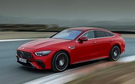 Thích xe gia đình lại đam mê tốc độ, Mercedes-AMG GT 63 E Performance là lựa chọn tham khảo mạnh hơn Lamborghini Aventador SVJ