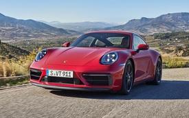 'Ngựa Đức' Porsche 911 GTS 2021 chào hàng giới nhà giàu Việt, giá từ 8,8 tỷ đồng