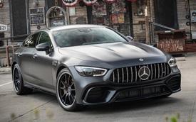 Mercedes-AMG GT 63 S chào hàng đại gia Việt: Giá hơn 12 tỷ đồng, đắt hơn GT R của Nguyễn Quốc Cường, mạnh ngang siêu xe