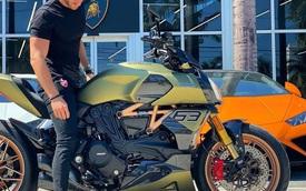 Thành viên Gia Lai Team mê mẩn xe Ducati 'Lamborghini' cực hiếm, giá bán 43 tỷ tại Mỹ ngang ngửa siêu xe Aventador tại Việt Nam