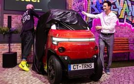 City Transformer - xe điện cỡ nhỏ cho đô thị, giá chỉ hơn 300 triệu đồng