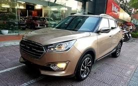 Chiếc Zotye Z3 đặc biệt có giá 165 triệu - SUV Trung Quốc 'thất sủng' từng khiêu chiến Ford EcoSport, Hyundai Kona