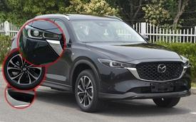Mazda CX-5 2022 lại khiến dân tình phát sốt khi lộ thêm ảnh chi tiết: Đèn như BMW, lưới tản nhiệt 3D, mâm mới, đủ thuyết phục đấu Honda CR-V