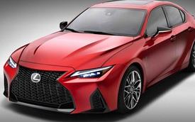 Lexus IS 500 F Sport giá quy đổi từ 1,28 tỷ đồng - Xe thể thao hạng sang đáng cân nhắc trước Mercedes-AMG C 63 và BMW M3