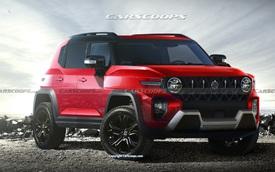 Hãng xe Hàn từng bán ở Việt Nam sắp tung SUV 'nặng ký' có thiết kế kiểu Land Rover Defender