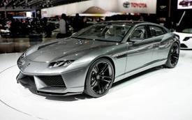 Lamborghini Estoque - Siêu sedan 4 cửa đẹp toàn diện nhưng phải số phận hẩm hiu vì hết Panamera tới Urus 'cướp nguồn sống'