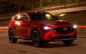 Ra mắt Mazda CX-5 2021: Thay đổi nhẹ, mặc định 2 cầu đấu Honda CR-V