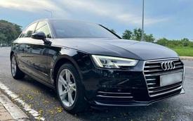 4 năm tuổi, Audi A4 được chủ xe quảng cáo 'mới 99%' rao bán rẻ như Toyota Camry 2021
