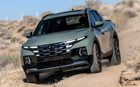 Hyundai Santa Cruz mới mở bán đã cháy hàng, xe cứ về đại lý hơn một tuần là 'bay sạch'