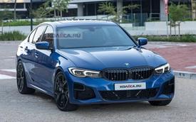BMW 3-Series 2022 sắp ra mắt sẽ cắt trang bị khiến người mê cầm lái phải đắn đo