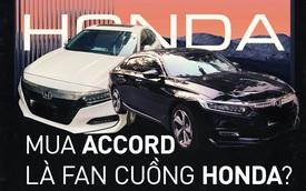 'Nghỉ chơi' với Camry, Mazda6 để tậu xe ế Honda Accord 2020, loạt người dùng nói: 'Còn điểm chê nhưng không thể thay thế'