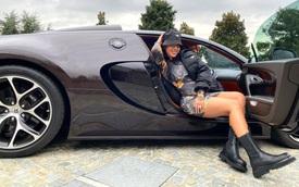Bạn gái Ronaldo là nàng WAG sang chảnh nhất thế giới: Thường 'check-in' với chuyên cơ, du thuyền, Bugatti hay Rolls-Royce chỉ để làm hậu cảnh