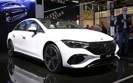 Mercedes-Benz EQB, EQE sắp bán chính hãng tại Việt Nam - SUV và sedan tiền tỷ ngập công nghệ cho dân chơi kiểu mới