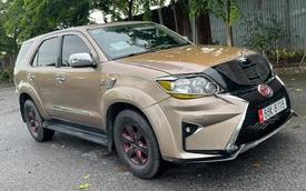Bản độ Toyota Fortuner 'đình đám' hoá ra đang được rao bán giá hơn 300 triệu, chủ xe khẳng định: 'Xe khỏe như voi rừng Tây Nguyên'