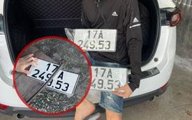 Xôn xao clip chủ xe Mazda CX-5 cho cắt toang biển số sau khi bấm được dãy số không ưng ý