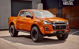 Bán tải kén khách Việt Isuzu D-Max có bản độ đầy thuyết phục, đấu Ford Ranger Raptor