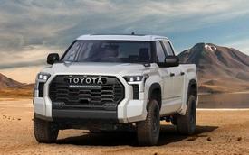 Ra mắt Toyota Tundra 2022 - Land Cruiser phiên bản bán tải cho nhà giàu chịu chơi